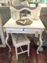 White Vanity Desk in Temecula, California