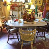 Drop Leaf Dining Table in Temecula, California