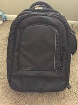 Brenthaven Pro Style laptop Backpack Black in Glendale Heights, Illinois