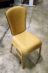 Banquet Hall Stack Chairs by Daniel Paul in Cary, North Carolina