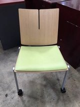 Versteel Quanta Rolling Side Chair in Cary, North Carolina