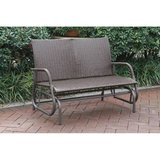 Outdoor Patio Glider Loveseat FREE DELIVERY in Vista, California