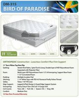 "King or California King 11"" Pillowtop Mattress FREE DELIVERY in Miramar, California"