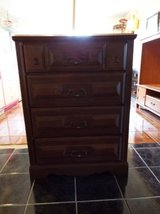 Chest Of Drawers*Wood*Ex Cond*4 drawers in Fort Leonard Wood, Missouri