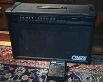 "Crate 12"" Twin Guitar Amp GX212+ in Aurora, Illinois"