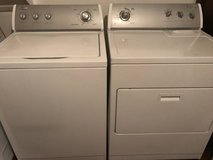 Like New Whirlpool Set for great LOW price! in Fort Benning, Georgia