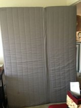 Queen Size IKEA Mattress in Beale AFB, California