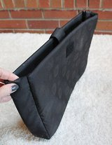 Black Padded Laptop Sleeve, Velcro Closure, 14 x 9.5 x 2 Inches in Naperville, Illinois
