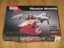 Monogram 1/32 Scale Phantom P-51 Mustang 50th Anniversary Edition 1995 in Camp Pendleton, California