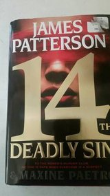 James Patterson 14th Deadly Sin in Temecula, California