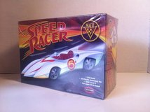 Polar Lights Mach V Speed Racer Model 1:25 Scale 2008 Sealed in Bartlett, Illinois