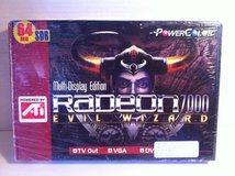 ATI Technologies Radeon 7000 64MB SDR Multi Display Edition Graphics C in Chicago, Illinois
