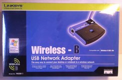 Linksys Wireless - B USB Network Adapter Model : WUSB11 in Chicago, Illinois