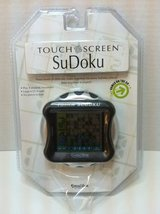 Excalibur Touch Screen Suduku Model : 453-CS New Sealed in Bartlett, Illinois