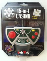 World Series Plug N Play 15-in-1 Casino Poker Excalibur Sealed in Bartlett, Illinois