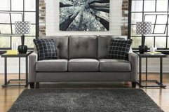 *** BRAND NEW *** ASHLEY CONTEMPORARY GREY GRAY MODERN SOFA *** in Nashville, Tennessee