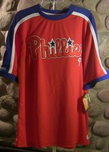 new xl stitches phillies jersey shirt in Elgin, Illinois
