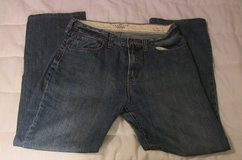 men's lands' end canvas jeans 32x30 relaxed fit 32 x 30 1963 in Elgin, Illinois
