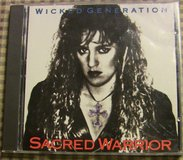 sacred warrior **wicked generation** christian heavy metal 1990 in Bartlett, Illinois