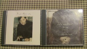 2 rich mullins cds never picture perfect a liturgy a legacy & a ragamuffin band in Bartlett, Illinois