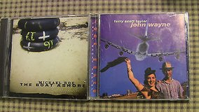 cd lot terry scott taylor john wayne michael roe the boat ashore 77s daniel amos in Glendale Heights, Illinois