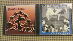 cd lot daniel amos bibleland the swirling eddies sacred cows terry scott taylor in Bartlett, Illinois