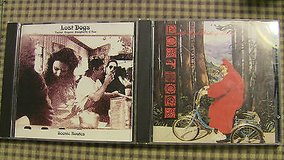 lost dogs cds scenic routes & little red riding hood daniel amos the choir 77s in Bartlett, Illinois