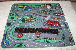 Play Floor Mat/Rug - Roadway - 39 x 36 Inches in Glendale Heights, Illinois
