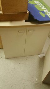 White Techline Medical Grade Base/Sink Cabinets- 10+ Available in DeKalb, Illinois