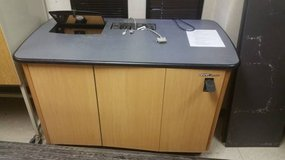 SMART Expression Lockable Multimedia Cabinet/Work Station in DeKalb, Illinois