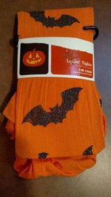 Orange & Black Bat Tights*Halloween Theme*Ladies/Girls (T=24) in Fort Campbell, Kentucky