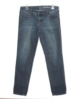 NY&C Slim Slouch Sits At Lower Waist Denim Jeans Womens 4 x 29 New York & Co in Morris, Illinois