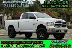 2016 Ram Ram Pickup 1500 Big Horn Ask for Louis (760) 802-8348 in Oceanside, California