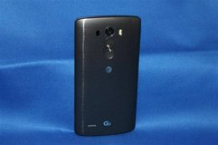 LG G3 D850 AT&T  Metallic Black in Travis AFB, California