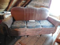 Vintage Mohair Sofa and Chair in Bolingbrook, Illinois
