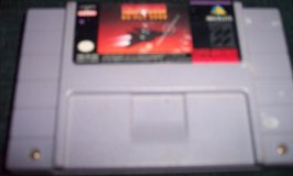 turn and burn no fly zone super nintendo snes cart only in Alamogordo, New Mexico