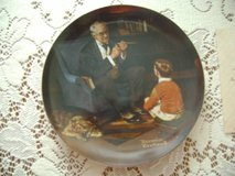 Norman Rockwell Collectors Plates in Temecula, California