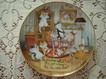 Cat Collectors Plate in Temecula, California