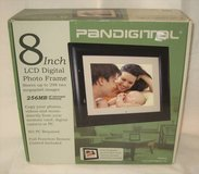 "8"" LCD Digital Photo Frame - PANDIGITAL in Naperville, Illinois"