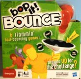 New Bop It Bounce Freestyle Ball Bouncing Game Electronic Voice Commands in Batavia, Illinois