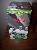 the three stooges collector 5 series goodtimes home video 292 min 1998 in Orland Park, Illinois