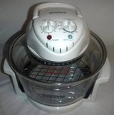 eWave Glass Bowl Counter Top Convection Oven ~ 1300-Watt 3 Gal capacity in Lockport, Illinois