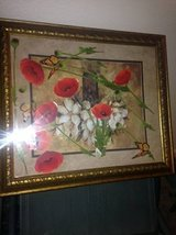 28 x 24 framed glass art work with modification in Roseville, California