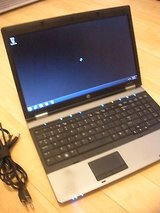 "hp probook 6550b 15.6""; (core i5 2.53ghz,320gb hdd, 6gb dvd/rw, win 7 pro) in Batavia, Illinois"