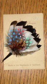 MONTEITH'S OF GLASGOW Scottish Plume Brooch in Batavia, Illinois