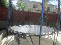12 ft Trampoline in San Clemente, California