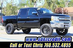 2013 Chevrolet Silverado 1500 LT   = LIFTED = in Oceanside, California
