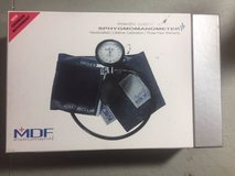 NEW bravata palm aneroid sphygmomanometer navy blue new in Kingwood, Texas