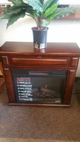 MINI CHERRY WOOD FIREPLACE in Schofield Barracks, Hawaii