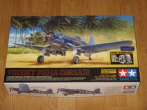 TAMIYA Vought F4U-1A Corsair 1/32 Scale Model Kit 60325 Clear Cowling Edition Rare in Vista, California